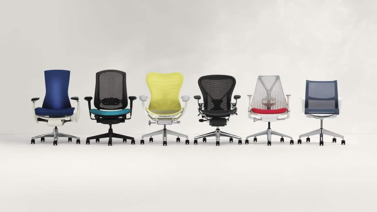 As cadeiras ergonómicas são projetadas para quê?