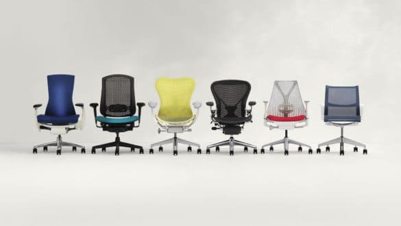 Herman Miller - Cadeiras Ergonomicas