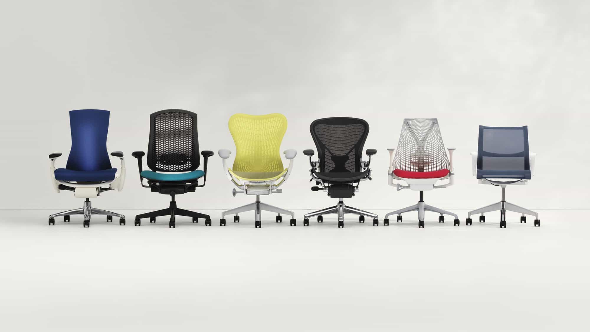 Cadeira Ergonómica - Uma solução universal