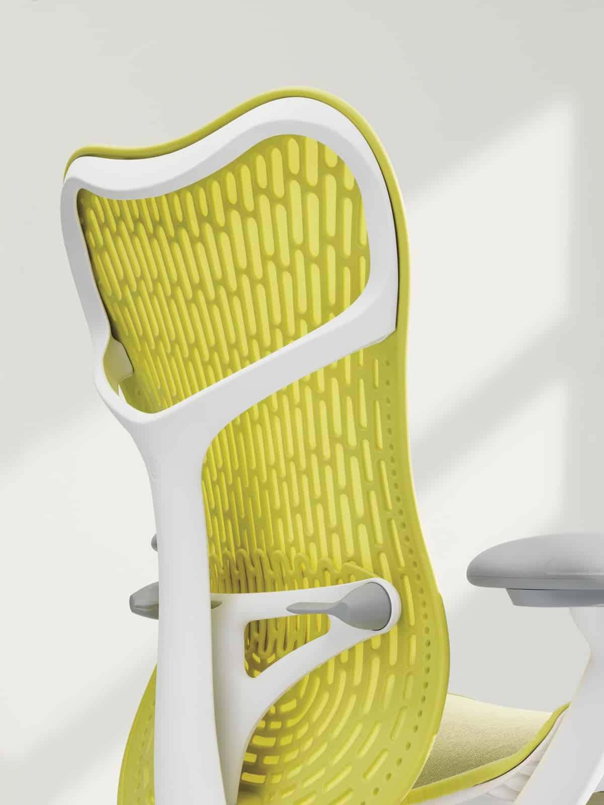 A ciência da distribuição do peso numa cadeira ergonómica
