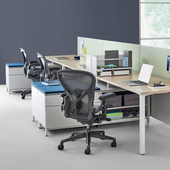 A importância de materiais respiráveis em cadeiras ergonómicas