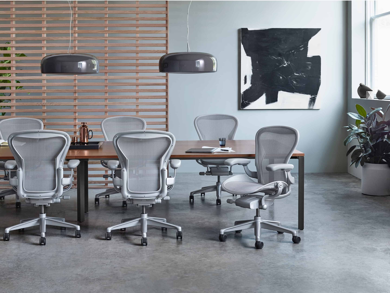 marcas de mobiliário de escritório