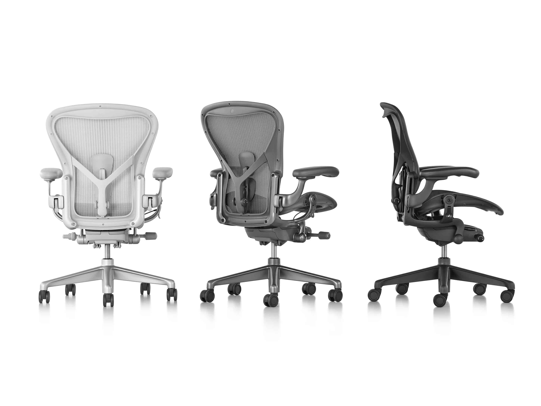 cadeiras ergonómicas HM - apoio de coluna
