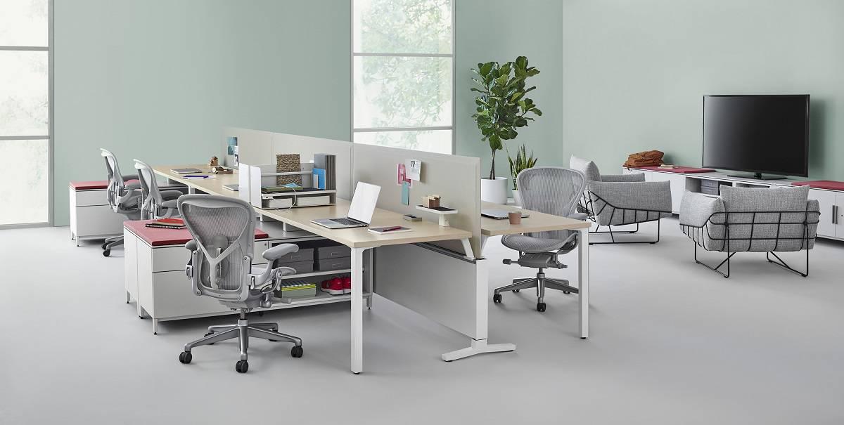 A cadeira de escritório ergonómica ideal para si
