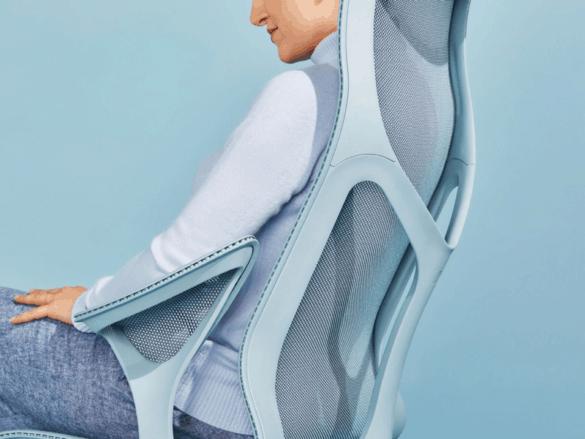Benefícios das Cadeiras de Escritório Ergonómicas