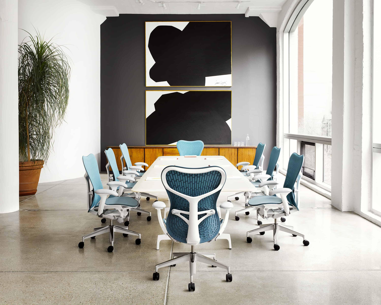 Herman Miller Mirra - Melhores Cadeiras de Escritório do Mercado