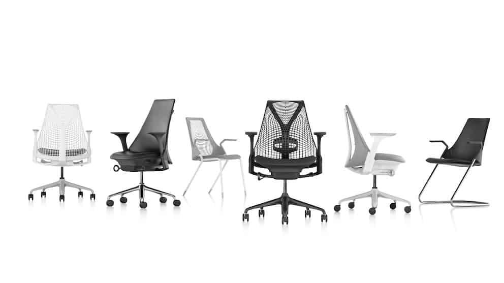 Cadeiras ergonómicas - Um tratamento para o seu corpo