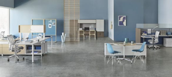 Cadeiras Ergonomicas - Herman Miller