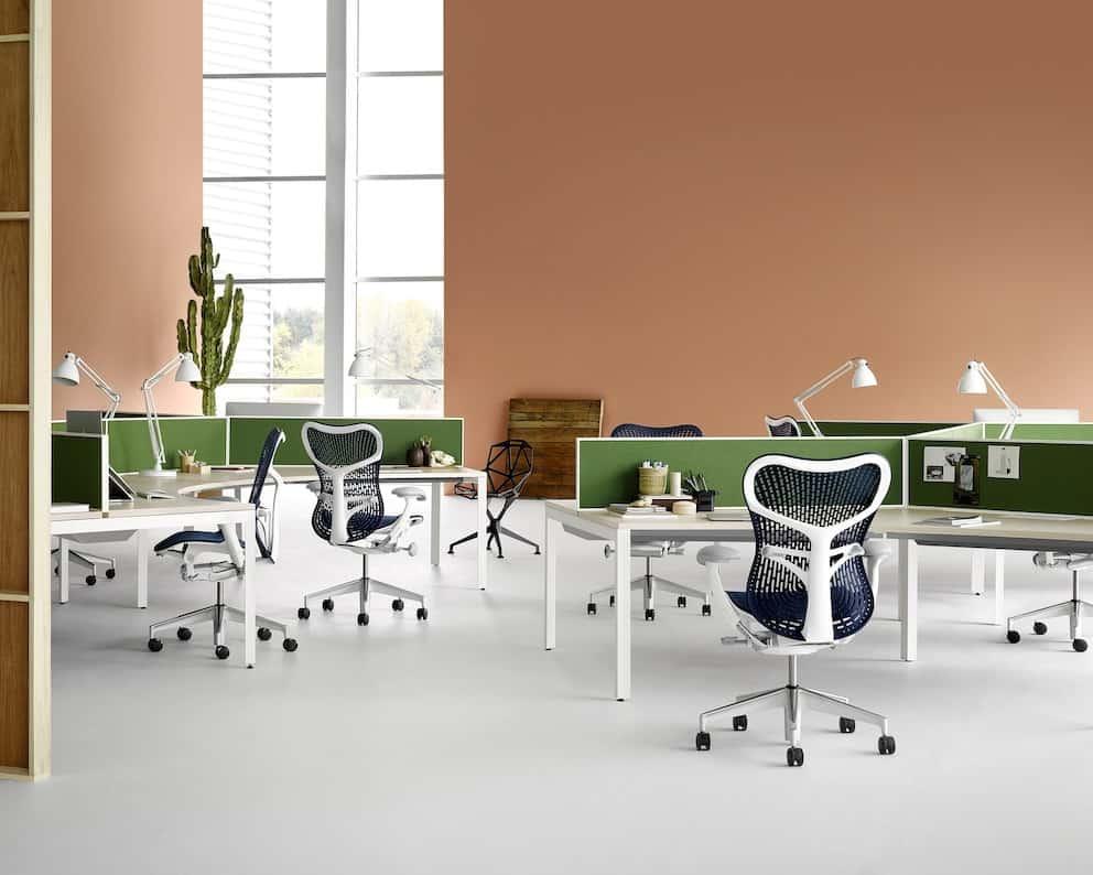 Cadeira Escritorio Design - Herman Miller