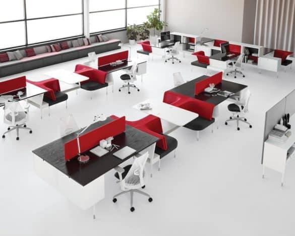 Cadeiras de Escritório - Herman Miller