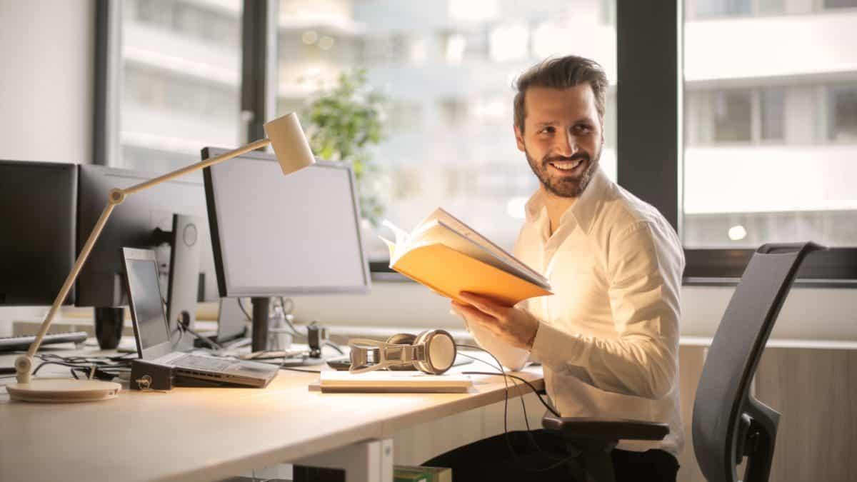 Cadeira de escritório ergonómica – Uma necessidade básica